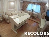 Recolors.ru  Оклейка пионино в другой цвет