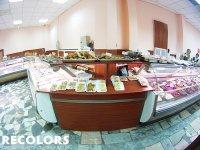 Recolors.ru оклейка витрин в магазине