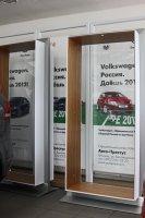 Recolors.ru   Оклейка шкафов для диллера volkswagen