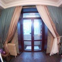 Оклейка двери лоджии