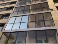 тонировка окна солнцезащитной пленкой