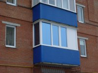 тонировка балконе солнцезащитной пленкой