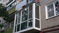 тонировка стекол на балконе жилого дома