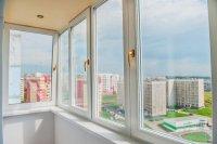 тонировка стекол на балконе
