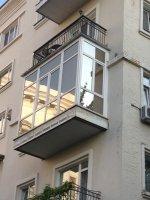 зеркальная тонировка окон в квартире